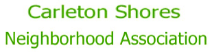 Carleton Shores Neighborhood Association